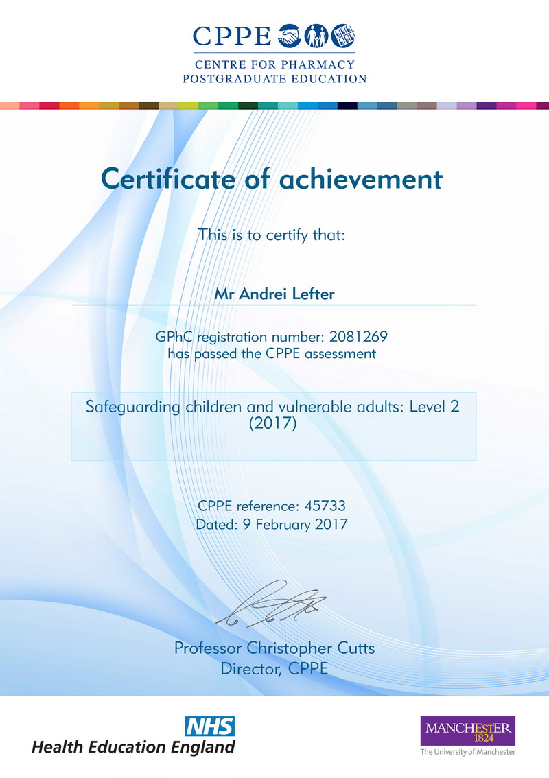 Safeguarding children and vulnerable adults Level 2_1